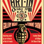 Art Show Flier